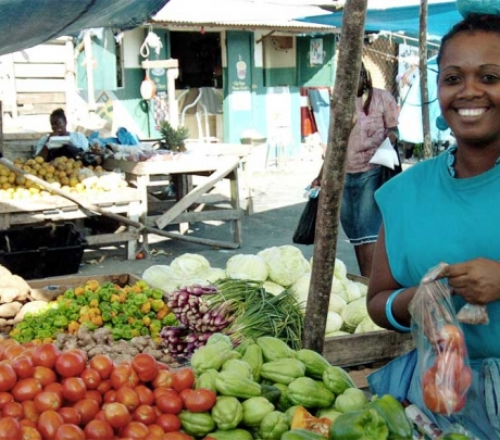 Jamaica's True Spirit of Commerce