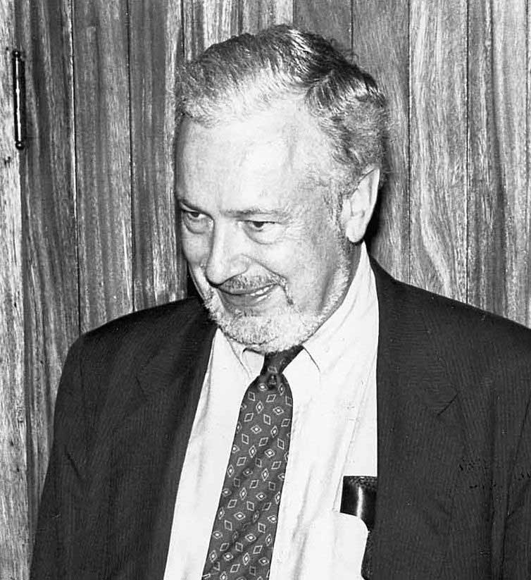 Former Bank of Jamaica Governor Jacques Bussières in the years leading up to the financial crash was concerned about capital adequacy among indigenous Financial Services groups. © 1993 The Gleaner